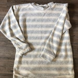 Woolly Threads striped sweater